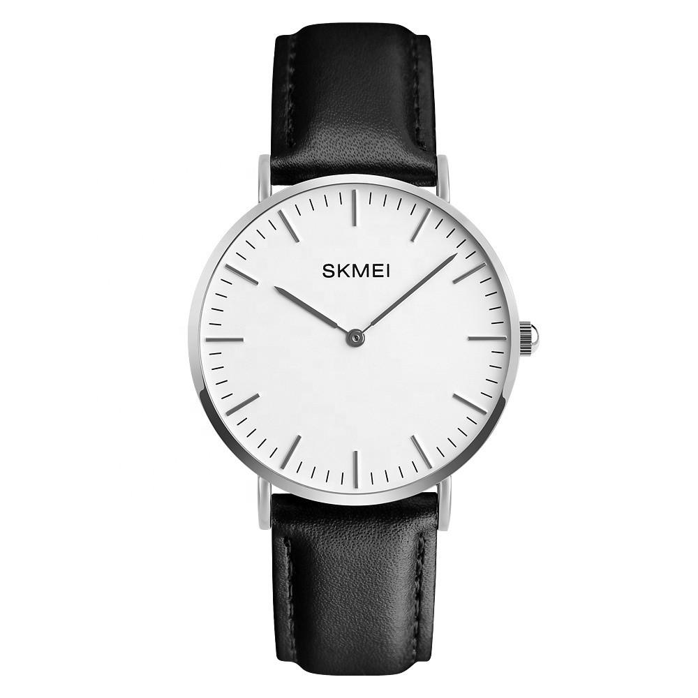 Skmei 1182 черные женские классические часы