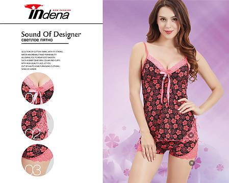 Женский комплект для сна Марка «INDENA» Арт.9103, фото 2