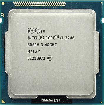Процессор Intel Core i3-3240 3.4GHz/3M/5GT/s (SR0RH) s1155, tray