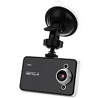 Видеорегистратор Vehicle Blackbox DVR K6000 Full HD Black, КОД: 140180