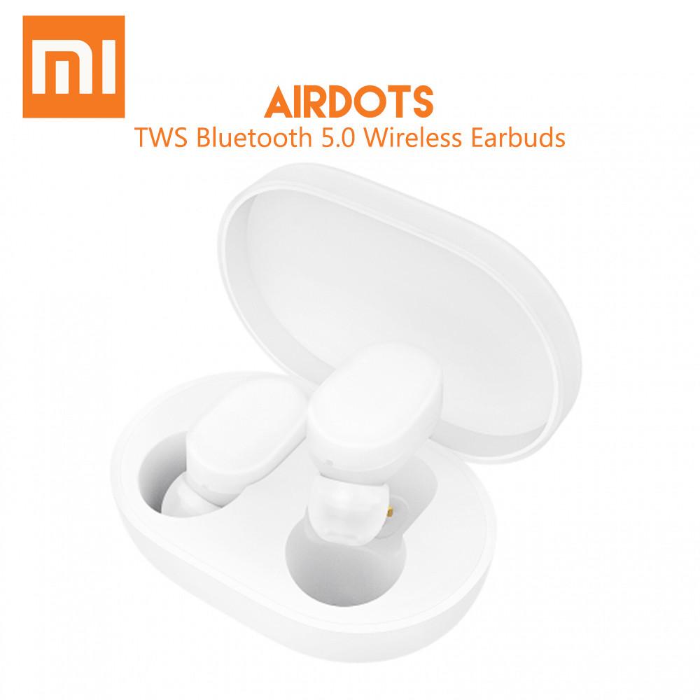 Беспроводная гарнитура Xiaomi Mi AirDots Youth Edition White