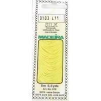 0103 Silk Madeira 5 m 4-х слойные 100% шелк