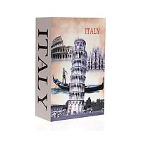 Книга сейф Kronos Top Италия Стандарт tps112-1081676, КОД: 177986