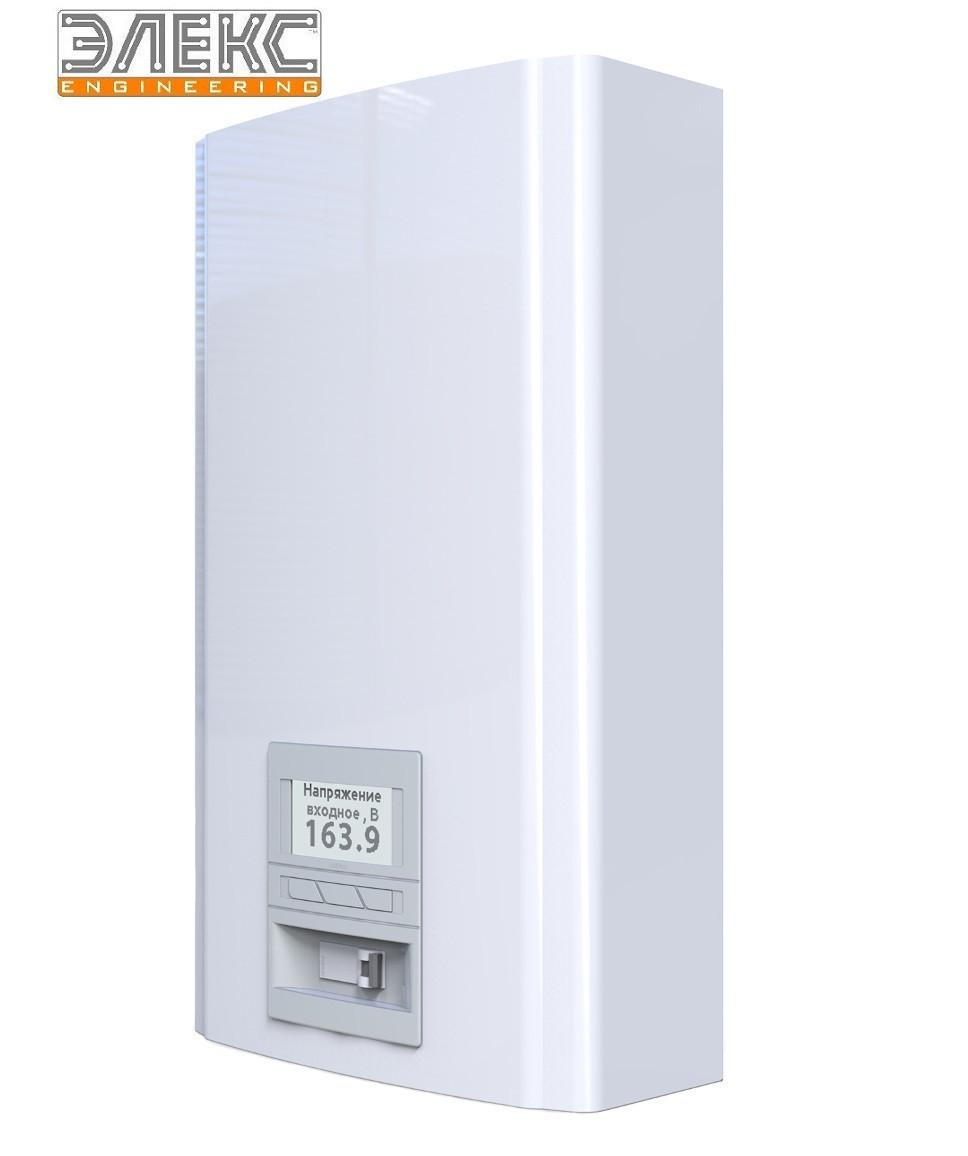 Стабилизатор напряжения однофазный бытовой ГЕРЦ - У16-1-80 v3.0 (18,0 кВт) Элекс