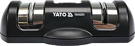 Точилка для ножей 2 в 1 Yato YG-02353, фото 3