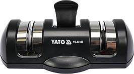 Точилка для ножей 2 в 1 Yato YG-02353, фото 2