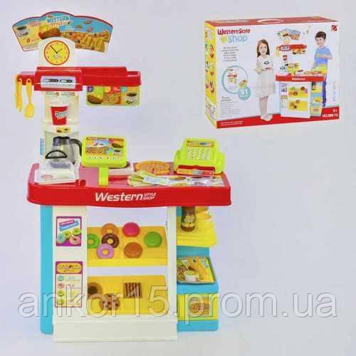 Игровой набор 889-73-74 Супермаркет