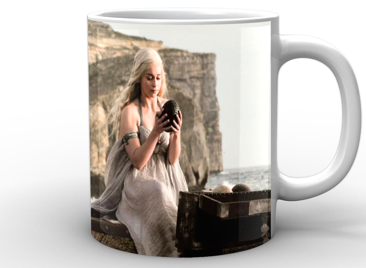 Кружка GeekLand Game of Thrones Игра Престолов Дейенерис GT.02.046