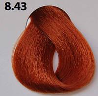 8.43 золотисто-медный светлый блондин, крем-краска для волос Lovin Color
