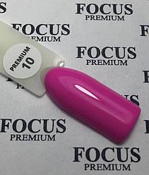 Гель лак Focus Premium от Oxxi  №10 8мл