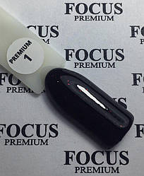 Гель лак Focus Premium от Oxxi  №1 8мл