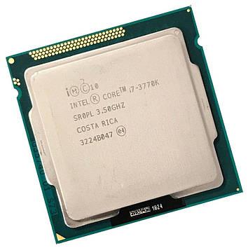 Процессор Intel Core i7-3770K 3.50GHz/8M/5GT/s (SR0PL) s1155, tray
