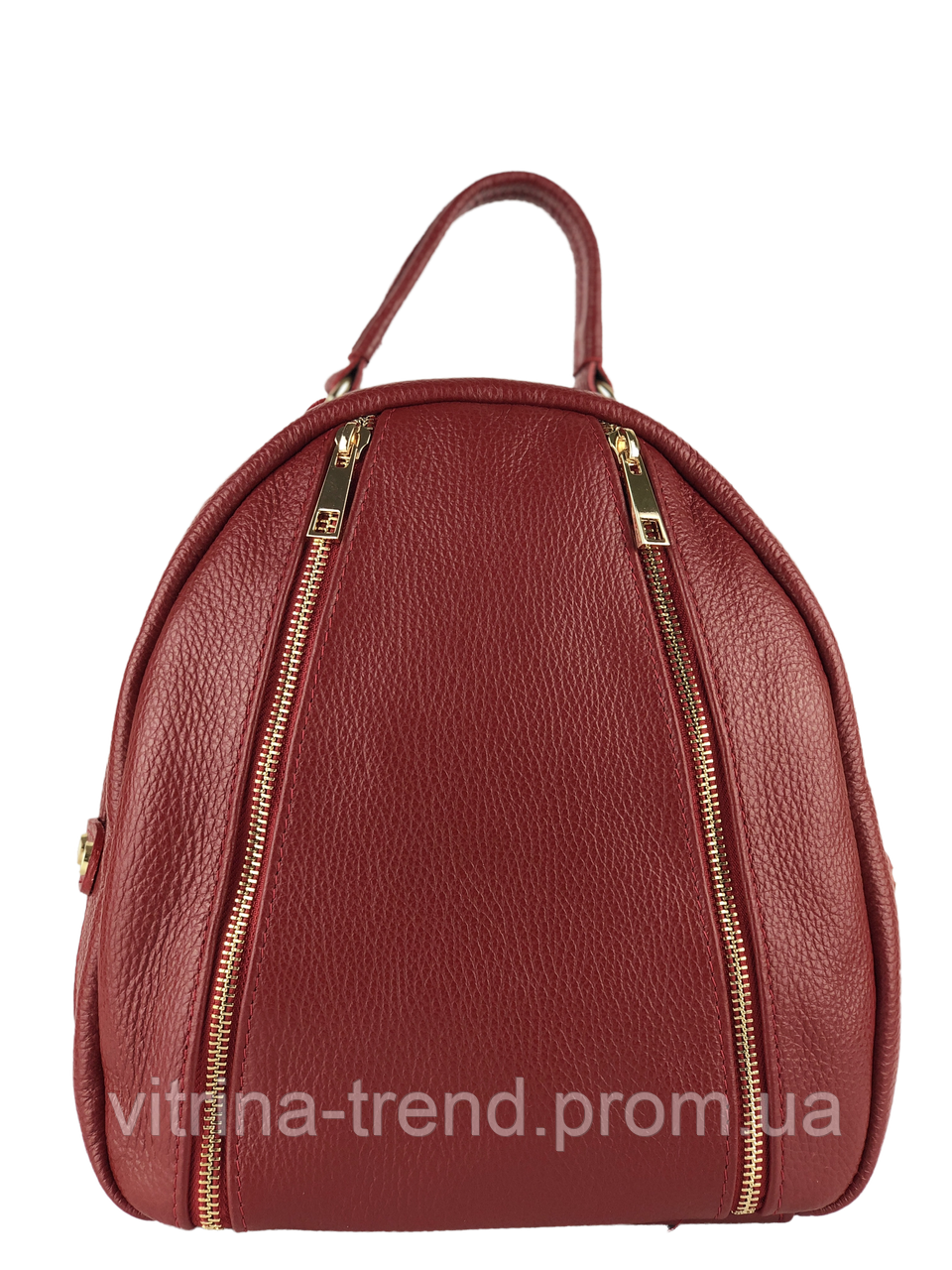 168ea34790ec Крутой кожаный женский рюкзак Италия , цена 1 600 грн., купить в ...