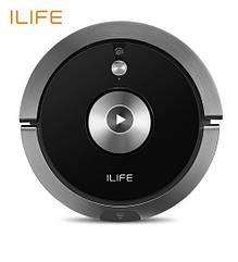 Умный Робот пылесос iLife A9s Black