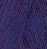 Alize Angora Real 40 (Ализе Ангора реал 40)  58 темно-синий
