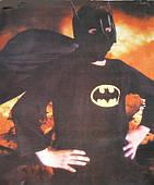 Костюм детский Бэтмен (Эконом) S 150216-310