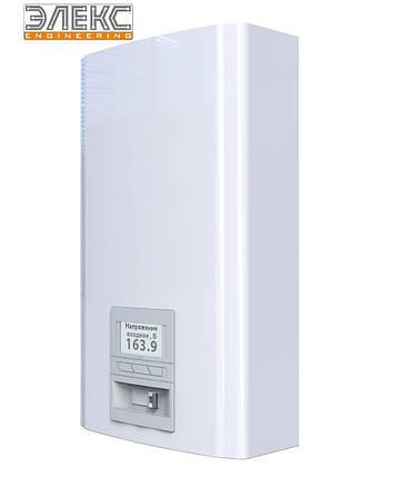 Стабилизатор напряжения однофазный бытовой ГЕРЦ - У 36-1-80 v3.0 (18,0 кВт) Элекс, фото 2