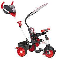 Little Tikes Трехколесный велосипед 4 в 1 крассный Sports Edition