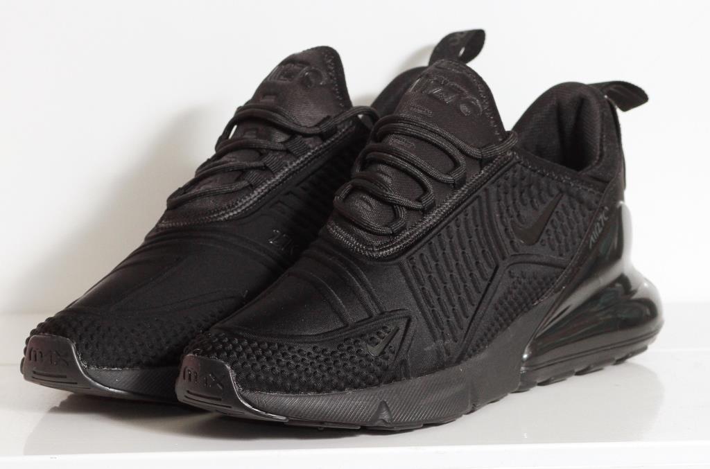 Кроссовки Nike Air 270 Черные