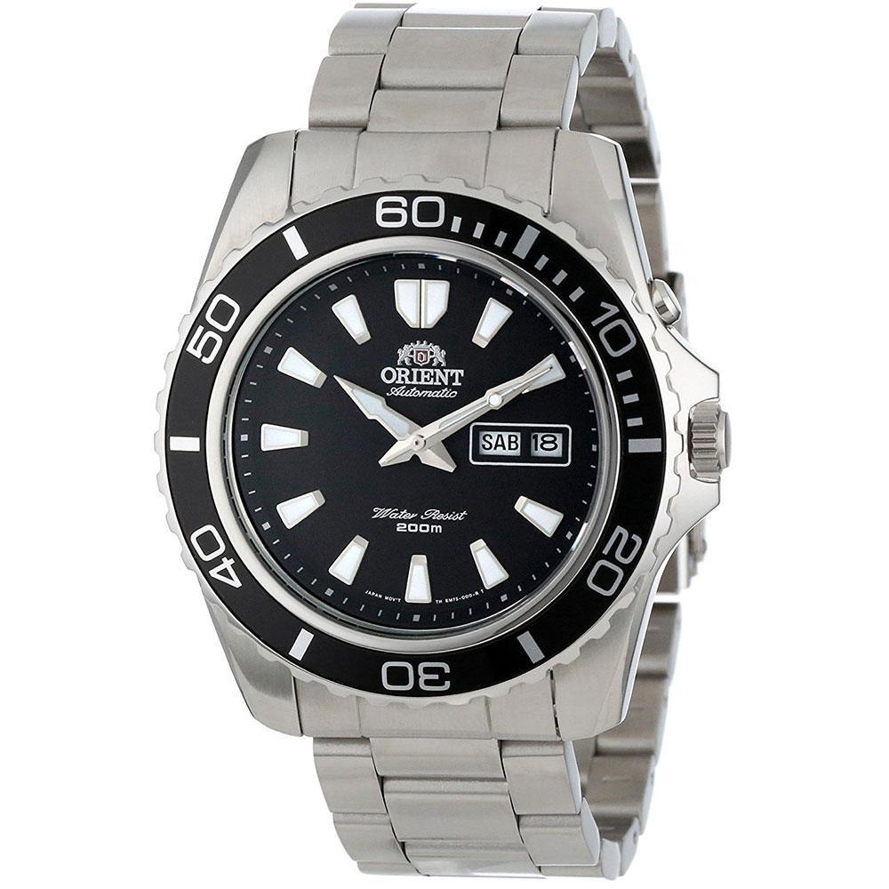 Часы Orient Mako XL CEM75001BR FEM75001BR  46943