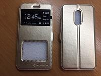 Чехол Книжка для Xiaomi Redmi note 4/4х 2 окна