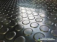 Дорожка резиновая 3 мм монетка 1,5 м, фото 1