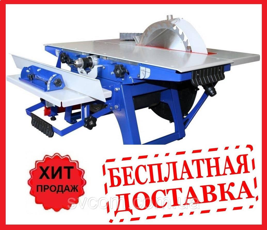 Комбинированный Деревообрабатывающий Станок  до 10 функций - Беларусь от Импортёра !