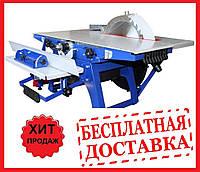 Комбинированный Деревообрабатывающий Станок  до 10 функций - Беларусь от Импортёра !, фото 1