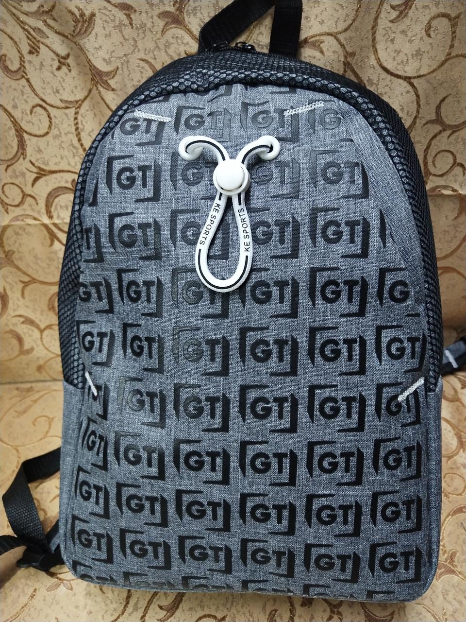 Рюкзак GT принт последний стиль мессенджер спорт спортивный городской стильный Школьный рюкзак только опт