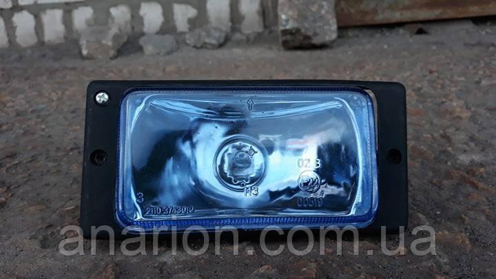 Противотуманные фары на ВАЗ 2110 №5003 синие.