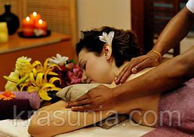 Абхьянга – масляный массаж
