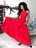 Платье  женское длинное  Анна, фото 1