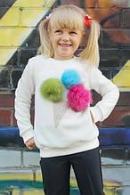 Свитшоты, свитера, кофты, батники для девочек