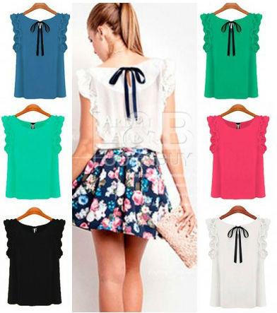 Стильные женские блузки купить в