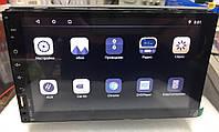 Автомагнитола андроид 8,1 дин Pioneer PI-707 WI-FI GPS Пионер 2 din магнітола android TV