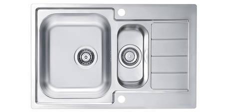 Кухонная мойка Alveus Line 70 (Нержавейка) (с доставкой), фото 2