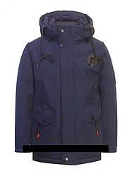 """Детская  демисезонная куртка-парка для мальчика """"Fly Orel"""" 812 , размеры от 98-122"""