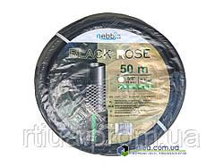 """Шланг ПВХ Black Rose 1/2"""" (12,5мм) поливочный 25м"""