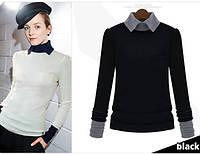 Женская кофта-рубашка D5654