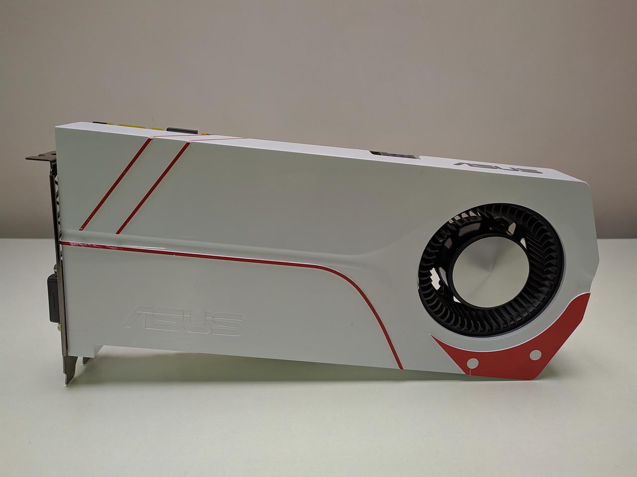 Видеокарта Asus GeForce TURBO-GTX970-OC-4GD5