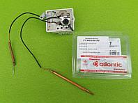 Термостат комбінований 3-фазний COTHERM BSD 20А / Тмах=63°С / S100 CICE(терморегулятор+термозахист) Франція, фото 1