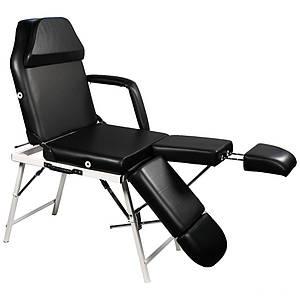 Кушетка универсальная складная кресло-кушетка для наращивания ресниц для татуажа кушетки для педикюра 802AFМ