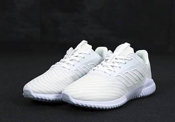 """Мужские кроссовки Adidas Climacool """"White"""" (люкс копия)"""