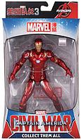 Фигурка Железный Человек Марк 46 с держателем, Мстители, 18 см - Iron Man Mark 46, Avengers, Marvel