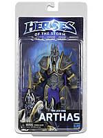 """Фигурка Король-Лич Артас """"Герои бури"""" - Lich King Arthas, Heroes of the Storm, NECA"""