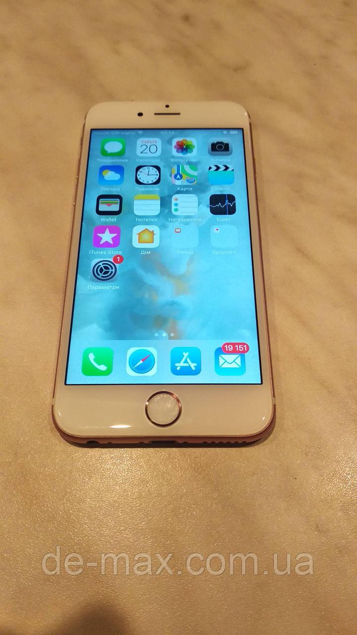 Смартфон телефон Apple iPhone 6s 16GB б/у состояние нового