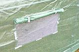 Тент армований , Накриття для теплиці 2x3 м з вікнами, фото 3