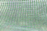 Тент армований , Накриття для теплиці 2x3 м з вікнами, фото 5