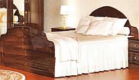 """Ліжко двоспальне """"Глорія"""" Лак Мебель-Сервіс / Кровать двуспальная """"Глория"""" Мебель-Сервис, фото 1"""