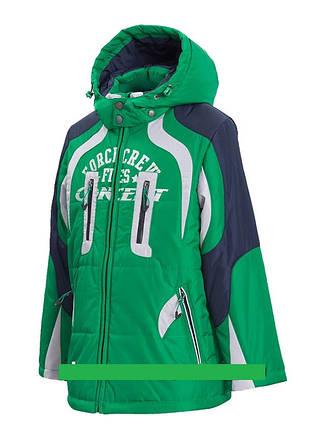 """Детская  демисезонная куртка для мальчика """"Bilemi"""" 514103 , размеры от 122-128, фото 2"""